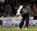 Wellington Test: Williamson puts NZ just ahead of India