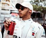 Hamilton secures 100th career F1 pole in Spain