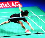 Premier Badminton League - Han Li vs P C Thulasi