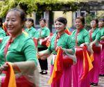 CHINA HEBEI HANDAN CULTURAL ACTIVITIES