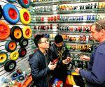 CHINA ZHEJIANG FOREIGN TRADE DATA