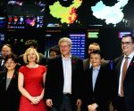 Hangzhou (China): Stephen Harper and Jack Ma visited Alibaba Group