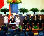 VIETNAM HANOI RE ELECTED PM