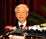 Vietnamese party chief elected President