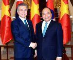VIETNAM HANOI PRESIDENT VISIT