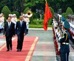 VIETNAM HANOI U.S. PRESIDENT VISIT