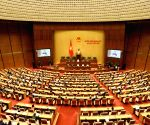 VIETNAM-HANOI-14TH NATIONAL ASSEMBLY-6TH SESSION-CLOSING
