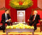 VIETNAM HANOI POLAND PRESIDENT VISIT