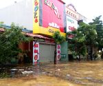 VIETNAM QUANG BIHN HEAVY RAIN FLOOD