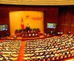 VIETNAM-HANOI-14TH NATIONAL ASSEMBLY-SECOND SESSION