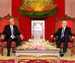 VIETNAM HANOI MYANMAR PRESIDENT VISIT
