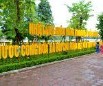 VIETNAM HANOI NATIONAL DAY PREPARATION