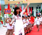 VIETNAM-HANOI-NEW SCHOOL YEAR