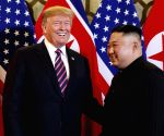 N. Korea says Kim-Trump relations firm