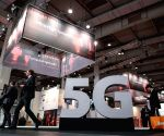 GERMANY-HANOVER FAIR-5G NETWORK