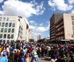 ZIMBABWE HARARE MARCH