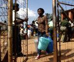 ZIMBABWE HARARE PRESIDENT PRISONERS PARDON
