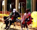 ZIMBABWE HARARE CHOLERA