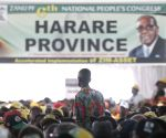 Harare (Zimbabwe): Zimbabwean President Robert Mugabe opened his Zanu-PF party's elective congress with a warning that corrupt party officials will be prosecuted