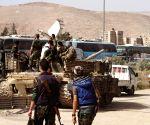 SYRIA HARASTA REBELS EVACUATION