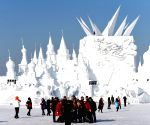 CHINA-HEILONGJIANG-ICE AND SNOW TOURISM