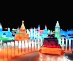 CHINA-HARBIN-ICE AND SNOW FESTIVAL