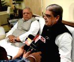 Parthibhai Chaudhary takes charge