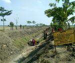 Harpur Bochanan Panchayat is famous for its greenery