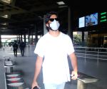 :  Harshvardhan Kapoor Spotted At Airport Arrival in Mumbai