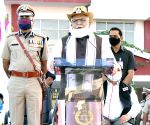 Manohar Lal Khattar pays homage to police martyrs on Police Commemoration Day