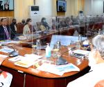 Manohar Lal Khattar chairs review meeting on construction of War Memorial & Haryana Bhawan