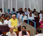 Manohar Lal Khattar at Haryana Assembly Monsoon Session