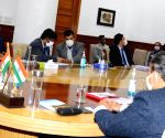 Manohar Lal Khattar attends high-level meeting chaired by PM Modi to review COVID-19 situation in States/UTs