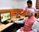 CM Khattar inaugurates new Media Centre at Haryana Bhawan