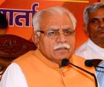 Congress calls BJP misogynist over Khattar's rape remarks