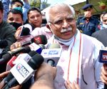 Industrial activity to continue despite surge: Haryana CM