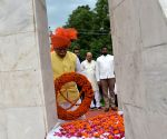 Haryana CM during 73rd Independence Day celebrations