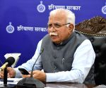 Prepare containment plans to tackle Covid-19: Haryana CM