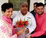 Congress will form govt in Haryana: Selja