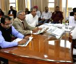 Haryana Dy CM chairs review meeting