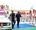 Haryana Governor during 73rd Independence Day celebrations