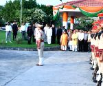Haryana Governor hosts 'At Home' on 73rd Independence Day