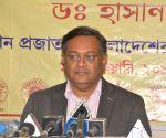 Pak is deep in communal milieu: B'desh minister