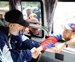 CUBA HAVANA POLITICS FIDEL CASTRO