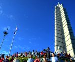 CUBA HAVANA SOCIETY INT'L WORKERS DAY