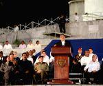 CUBA HAVANA FIDEL CASTRO TRIBUTE EVENT