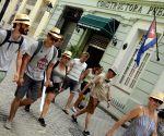 CUBA HAVANA TOURIST SEASON