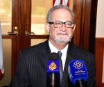 KUWAIT-HAWALLI GOVERNORATE-U.S. AMBASSADOR-PRESS CONFERENCE