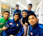 Heading to Pakistan, remember us in your prayers: Mustafizur