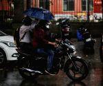 Heavy rains along with thunderstorm lash Delhi-NCR
